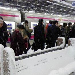 国交省調査で判明 雪に最も強いのは大江戸線で最弱は?