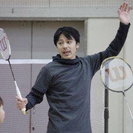バドミントン元日本代表の池田信太郎(C)日刊ゲンダイ