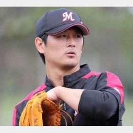 涌井はメジャー移籍ならず(C)日刊ゲンダイ