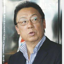 ついに冠番組を持つ梅沢富美男(C)日刊ゲンダイ