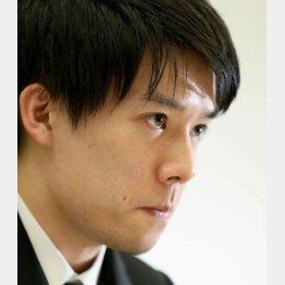 コインチェックの和田社長(C)共同通信社