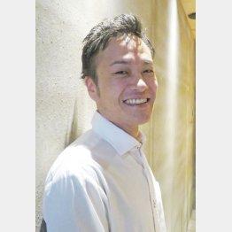 旬家はちどり 喰田信治さん(C)日刊ゲンダイ