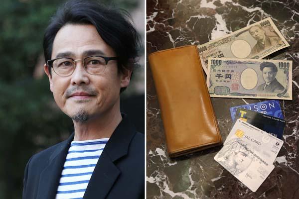俳優の野村宏伸さん(C)日刊ゲンダイ
