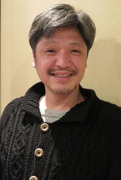 「食家 螢」の村岡恭臣さん(C)日刊ゲンダイ