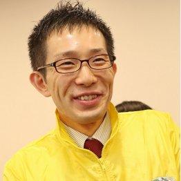 開発チームの須藤慎二さん(C)日刊ゲンダイ