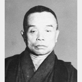 阪田三吉(C)共同通信社