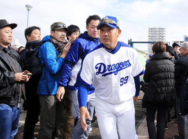 沖縄から再スタート(C)日刊ゲンダイ