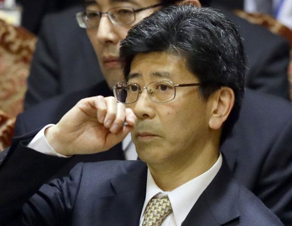 説明責任を果たせ(佐川国税庁長官)(C)日刊ゲンダイ
