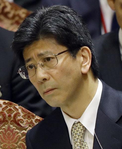 佐川国税庁長官(C)日刊ゲンダイ