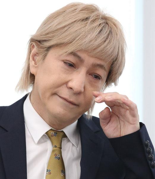 小室哲哉(C)日刊ゲンダイ