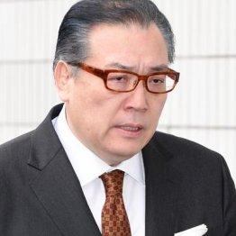 一派で唯一当選した阿武松親方