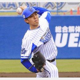 評価の高いルーキー東(C)日刊ゲンダイ