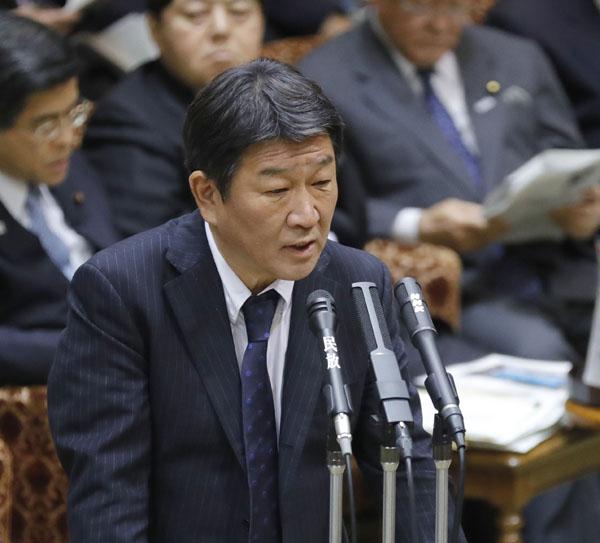 孤立無援(C)日刊ゲンダイ