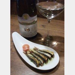 合う酒=シャブリ(白ワイン)/(C)日刊ゲンダイ