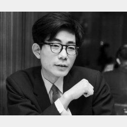 芥川賞受賞(1958年)当時の大江健三郎氏/(C)共同通信社