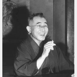 阪田との対局を望んだ木村義雄(C)共同通信社