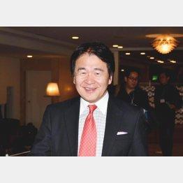 大手はニンマリ(パソナの竹中平蔵会長)/(C)日刊ゲンダイ