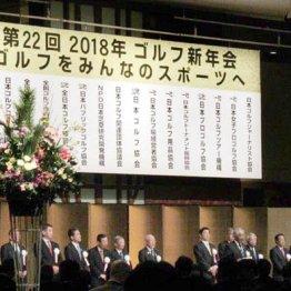 """ゴルフ業界活性に""""日本版NGF""""を望む声が大きくなっている"""