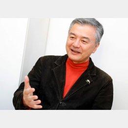 SPIの篠塚恭一社長(C)日刊ゲンダイ