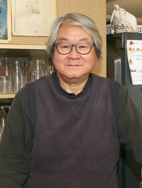 ぱいんつりーの村山廣樹さん(C)日刊ゲンダイ