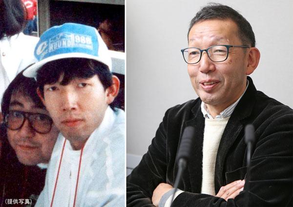 鈴鹿サーキットで仕事も(左)/(C)日刊ゲンダイ