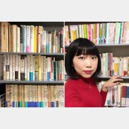 月刊誌「現代詩人手帖」がズラリ(C)日刊ゲンダイ