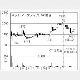 ネットマーケティング(C)日刊ゲンダイ