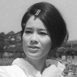 「くノ一忍法」で忍者を演じた当時の芳村真理