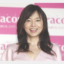 山口智子と22年ぶりの再共演が話題に(C)日刊ゲンダイ