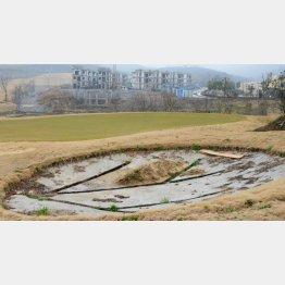 「汚職の温床」と続々と閉鎖される中国のゴルフ場/(C)共同通信社