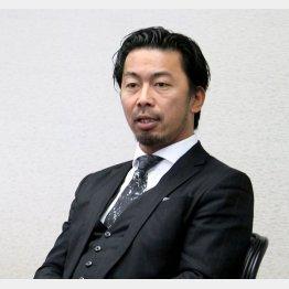 兵庫県西宮市の今村岳司市長(C)共同通信社