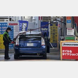 ガソリン価格は上昇するが…(C)日刊ゲンダイ