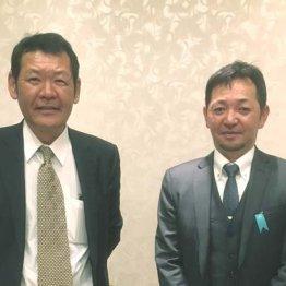 羽田野さん(左)と髙橋さん