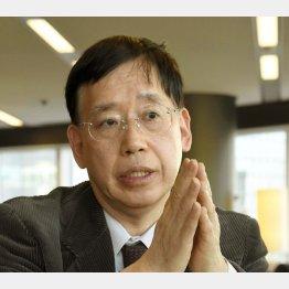 元日銀金融研究所長で法大客員教授の翁邦雄氏(C)共同通信社