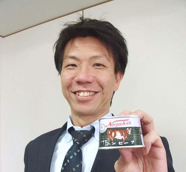 食品流通部の谷口伸一氏(C)日刊ゲンダイ