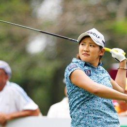 ゴルフのリズムが狂いだした成田