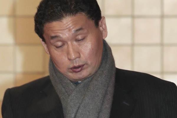 貴乃花親方(C)日刊ゲンダイ