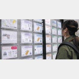 一年で最も引っ越しの多い季節(C)日刊ゲンダイ