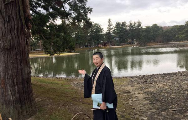 大泉が池(C)日刊ゲンダイ