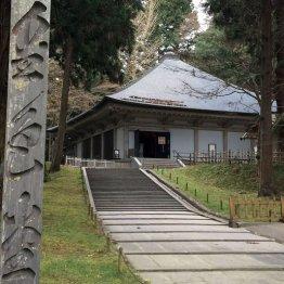 平泉と遠野 「藤原三代」が建立した世界遺産とカッパの里