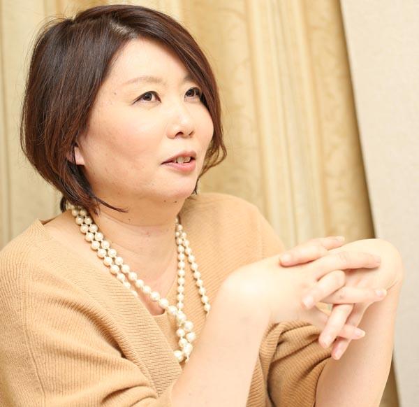 マダムトモコの武石麗子社長(C)日刊ゲンダイ