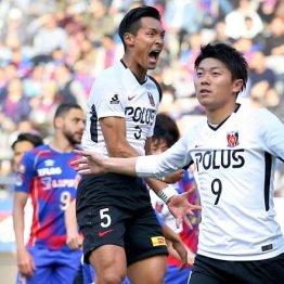 FC東京戦での槙野(央)