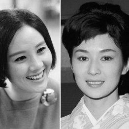 南田洋子さん司葉子さんは美人で神秘性とオーラがあった