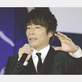 相次ぎ不合格の田村淳(C)日刊ゲンダイ