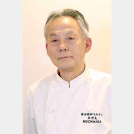 神田明神下みやび本店の持永秀昭さん(C)日刊ゲンダイ