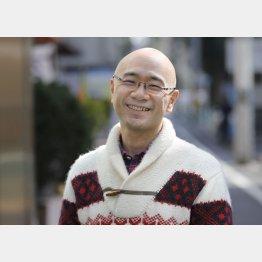 ノンフィクション作家の石井光太さん(C)日刊ゲンダイ