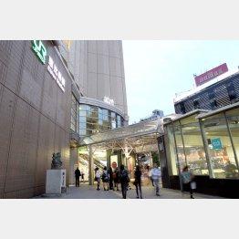 恵比寿がある渋谷区では「ハッピーマザー出産助成金」が(C)日刊ゲンダイ
