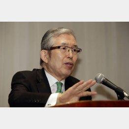 永守CEOの野望に終わりはない(C)日刊ゲンダイ