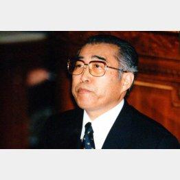 気配りの達人だった故・小渕元首相(C)日刊ゲンダイ