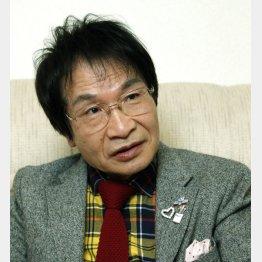 尾木ママこと教育評論家の尾木直樹氏(C)日刊ゲンダイ